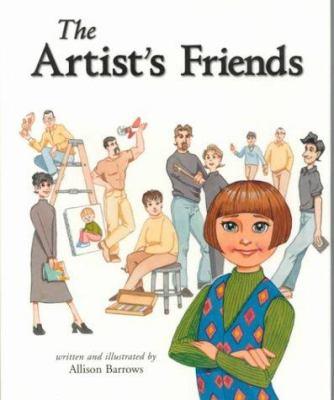 The artist's friends
