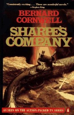 Sharpe's company : the siege of Badajoz / Bernard Cornwell.