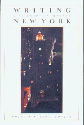 Writing New York : a literary anthology