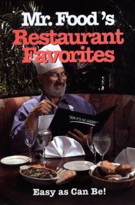Mr. Food's restaurant favorites