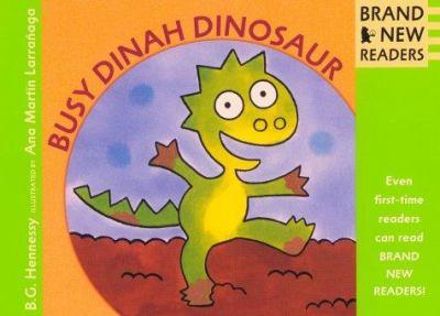 Busy Dinah Dinosaur