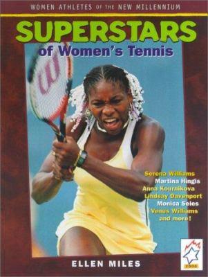 Superstars of women's tennis