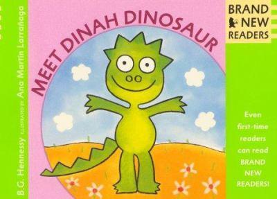 Meet Dinah Dinosaur