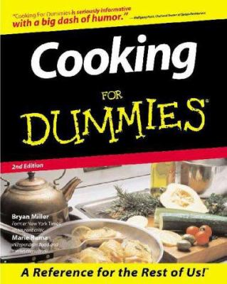 Cooking for dummies