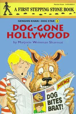 Genghis Khan : dog-gone Hollywood / by Marjorie Weinman Sharmat ; illustrated by Mitchell Rigie.