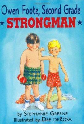 Owen Foote, second grade strongman