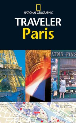 The National Geographic traveler. Paris
