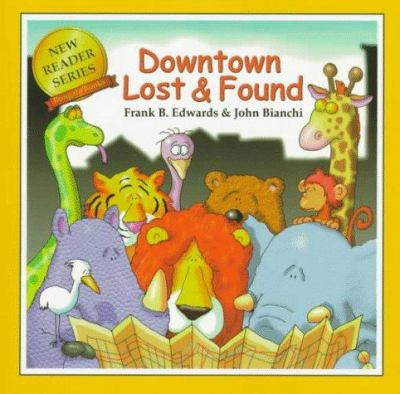 Downtown lost and found