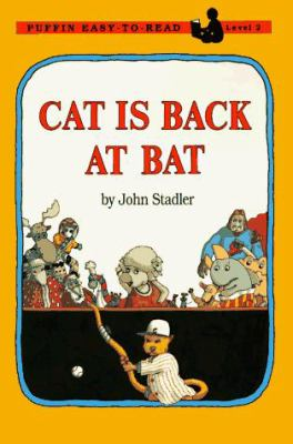 Cat is back at bat