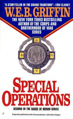Special operations / W.E.B. Griffin.