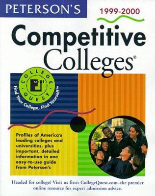 COMPETITIVE COLLEGES 1999-2000.