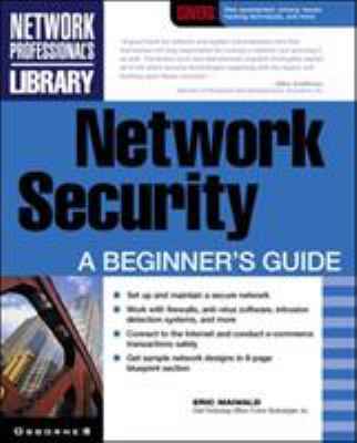 Network security : a beginner's guide