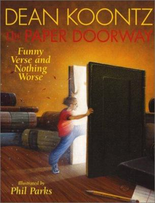 The paper doorway : funny verse and nothing worse