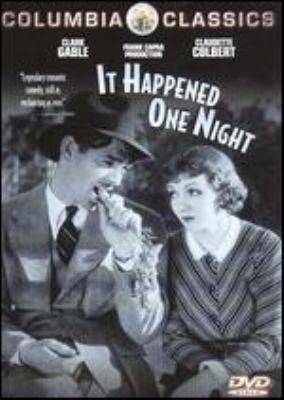 It happened one night [videorecording] / Columbia Pictures Corporation ; a Frank Capra production ; screen play by Robert Riskin ; directed by Frank Capra.