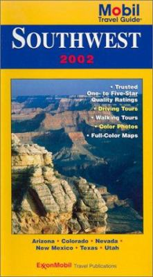 Mobil travel guide : Southwest 2002.