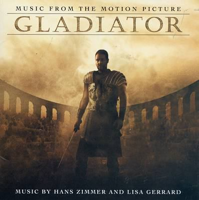 Gladiator [sound recording] : music from the motion picture / music by Hans Zimmer and Lisa Gerrard.
