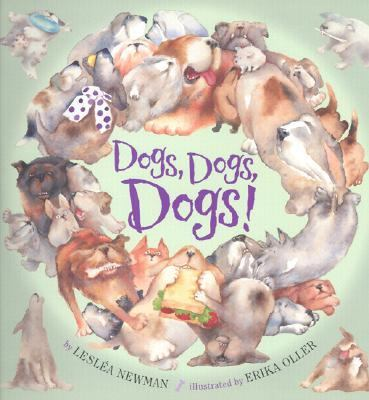 Dogs, dogs, dogs!