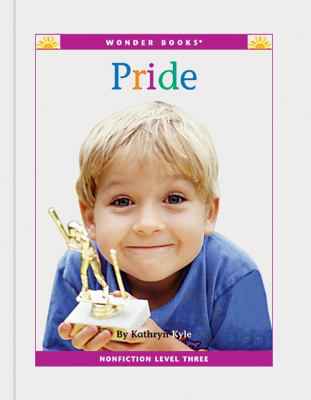 Pride : a level three reader