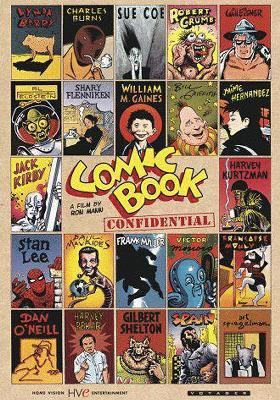 Comic book confidential [videorecording] / a film by Ron Mann ; Sphinx Productions in association with Don Haig, Martin Harbury, Charles Lippincott.