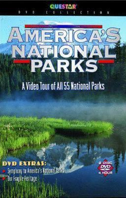 America's national parks [videorecording] : a video tour of all 55 national parks / Questar, Inc. ; executive producer, Albert J. Nader ; director, Dennis Burkhart.