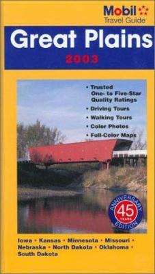 Mobil travel guide. Great Plains 2003.