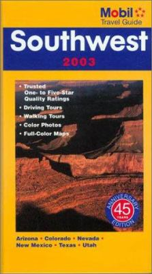 Mobil travel guide. Southwest 2003.