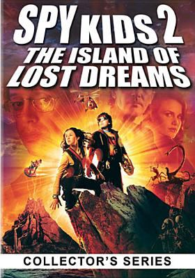 Spy kids 2 : island of lost dreams / Dimension Films ; Troublemaker Studios ; a Robert Rodriguez movie ; written and directed by Robert Rodriguez ; produced by Elizabeth Avellán ; edited and produced by Robert Rodriguez.