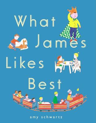 What James likes best