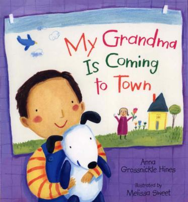 My grandma is coming to town