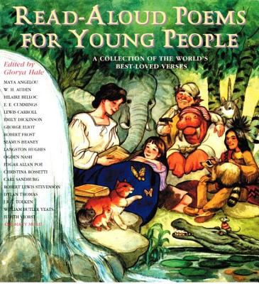 Read-aloud poems for young people : an introduction to the magic and excitement of poetry