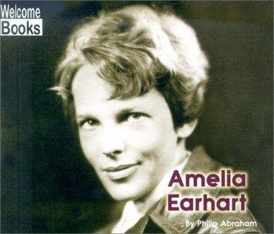 Amelia Earhart / by Philip Abraham.