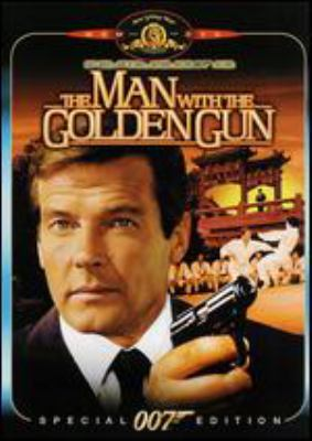 The man with the golden gun / United Artists ; [presented by] Albert R. Broccoli and Harry Saltzman ; directed by Guy Hamilton ; produced by Albert R. Broccoli and Harry Saltzman ; screenplay by Richard Maibaum and Tom Mankiewicz.