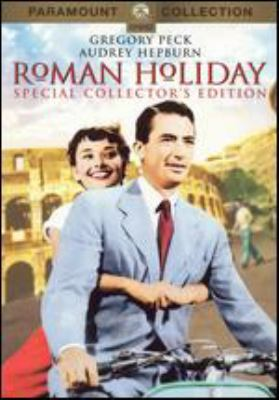 Roman holiday [videorecording] / a Paramount Picture ; produced and directed by William Wyler ; screenplay by Ian McLellan Hunter and John Dighton.