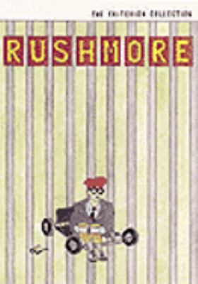 Rushmore [videorecording] / Touchstone Pictures presents an American Empirical Pictures production.