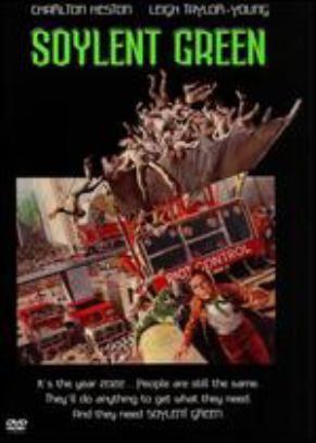 Soylent green [videorecording] / Metro-Goldwyn-Mayer, Inc. ; producers, Walter Seltzer, Russell Thacher ; screenplay, Stanley R. Greenberg ; director, Richard Fleischer.