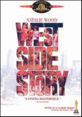 West Side story [videorecording] / Mirisch Pictures presents a Robert Wise production in association with Seven Arts Productions, Inc. ; screenplay writer, Ernest Lehman ; directors, Robert Wise, Jerome Robbins.