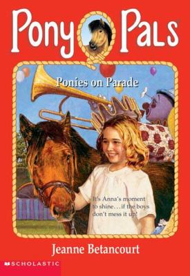 Ponies on parade