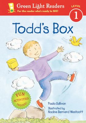 Todd's box / Paula Sullivan ; illustrated by Nadine Bernard Westcott.