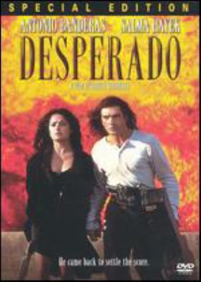 Desperado / Columbia Pictures presents ; a Los Hooligans production ; produced by Bill Borden ; written, produced, and directed by Robert Rodriguez.