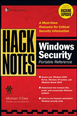 Windows security portable reference