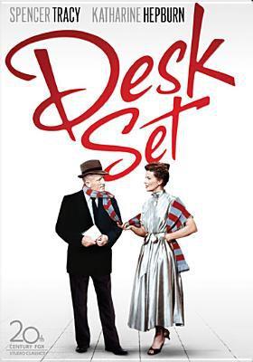 Desk set / Twentieth Century-Fox Film Corporation ; producer, Henry Ephron ; screenplay, Phoebe and Henry Ephron ; director, Walter Lang.