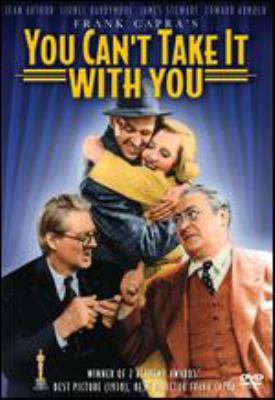Frank Capra's you can't take it with you [videorecording] / Columbia Pictures Corporation ; screenplay, Robert Riskin ; directed by Frank Capra.