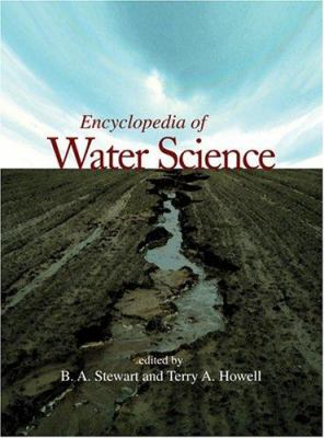 Encyclopedia of water science