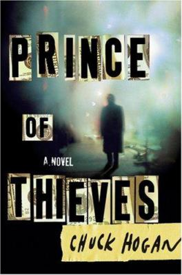 Prince of thieves : a novel