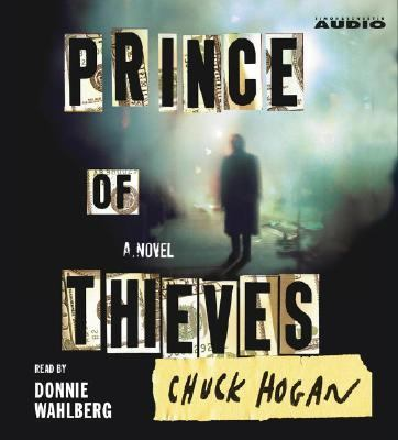 Prince of thieves a novel
