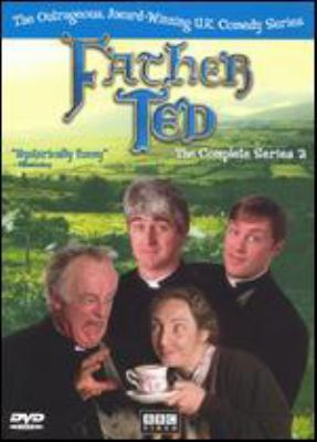 Father Ted [videorecording] : the complete series 2 / a Hat Trick Production for Channel 4 ; produced by Lissa Evans ; written by Graham Linehan and Arthur Mathews ; directed by Declan Lowney.