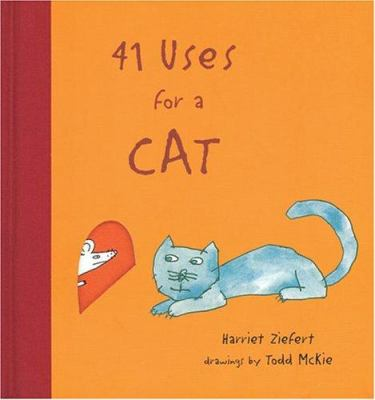 41 uses for a cat