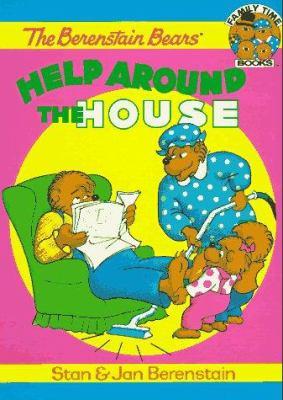 The Berenstain Bears help around the house