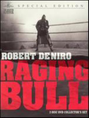 Raging bull / United Artists ; a Robert Chartoff-Irwin Winkler production ; a Martin Scorsese picture ; produced in association with Peter Savage ; screenplay by Paul Schrader and Mardik Martin ; producers, Irwin Winkler and Robert Chartoff ; director, Martin Scorsese.
