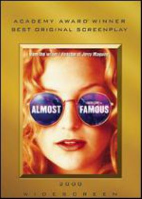 Almost Famous / Dreamworks Pictures and Columbia Pictures present a Vinyl Films production of a Cameron Crowe film ; produced by Cameron Crowe, Ian Bryce ; written and directed by Cameron Crowe.